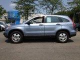 2007 Glacier Blue Metallic Honda CR-V LX #66438219