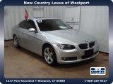 2007 Titanium Silver Metallic BMW 3 Series 328xi Coupe #66438169