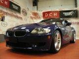 2008 Interlagos Blue Metallic BMW M Coupe #66438167