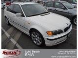 2002 Alpine White BMW 3 Series 325i Sedan #66437907