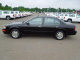 Nissan Maxima 1997 Data, Info and Specs