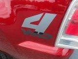 Mitsubishi Raider 2008 Badges and Logos