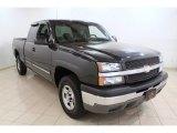 2003 Dark Gray Metallic Chevrolet Silverado 1500 Extended Cab 4x4 #66438100