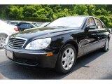 2004 Black Mercedes-Benz S 430 4Matic Sedan #66437831