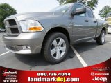 2012 Mineral Gray Metallic Dodge Ram 1500 Express Quad Cab #66487670