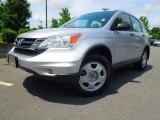 2010 Alabaster Silver Metallic Honda CR-V LX #66488018