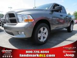 2012 Mineral Gray Metallic Dodge Ram 1500 Express Quad Cab #66487654