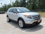 2013 Ingot Silver Metallic Ford Explorer XLT #66488365