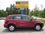 2009 Tango Red Pearl Honda CR-V LX 4WD #66488358