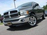 2005 Mineral Gray Metallic Dodge Ram 1500 SLT Quad Cab #66487637