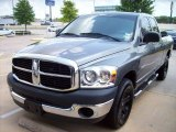 2008 Mineral Gray Metallic Dodge Ram 1500 ST Quad Cab #66488352