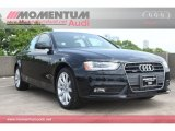 2013 Brilliant Black Audi A4 2.0T quattro Sedan #66488322