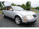 2001 Volkswagen Passat Satin Silver Metallic