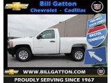 2012 Summit White Chevrolet Silverado 1500 Work Truck Regular Cab 4x4 #66488304