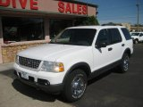 2003 Oxford White Ford Explorer XLT 4x4 #66488297