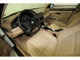 2000 BMW 5 Series 528i Sedan Sand Interior