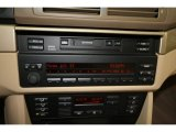2000 BMW 5 Series 528i Sedan Audio System