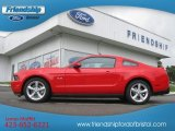 2012 Race Red Ford Mustang GT Coupe #66487556