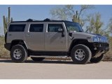2006 Hummer H2 Pewter