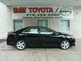 2012 Attitude Black Metallic Toyota Camry SE #66487512