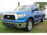 2008 Blue Streak Metallic Toyota Tundra SR5 X-SP Double Cab #6646849