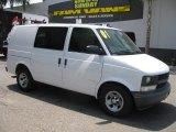 2001 Ivory White Chevrolet Astro Commercial Van #66487490
