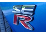 Nissan Sentra 2002 Badges and Logos