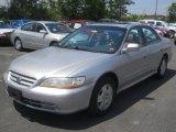 2002 Satin Silver Metallic Honda Accord EX V6 Sedan #66488211