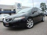 2005 Nighthawk Black Pearl Acura TSX Sedan #66487471