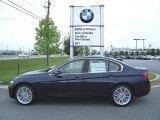 2012 Imperial Blue Metallic BMW 3 Series 328i Sedan #66487887