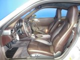 2008 Porsche 911 Carrera S Coupe Cocoa Brown Interior