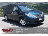 2012 South Pacific Pearl Toyota Sienna XLE #66487403