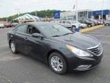 2013 Pacific Blue Pearl Hyundai Sonata GLS #66487385