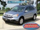 2007 Glacier Blue Metallic Honda CR-V EX-L #66488120