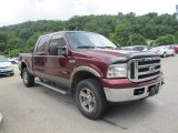 2005 Ford F250 Super Duty Lariat FX4 Crew Cab 4x4 Data, Info and Specs