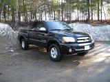 2005 Black Toyota Tundra SR5 TRD Access Cab 4x4 #6647030
