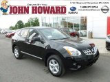 2012 Super Black Nissan Rogue S Special Edition AWD #66488082