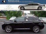 2013 Obsidian Black Lexus RX 450h AWD #66487774