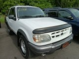 2000 Oxford White Ford Explorer Sport 4x4 #66487771