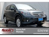 2012 Crystal Black Pearl Honda CR-V EX-L #66487737