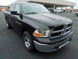 2012 Black Dodge Ram 1500 ST Crew Cab 4x4 #66488056