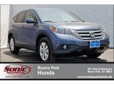 2012 Twilight Blue Metallic Honda CR-V EX #66487729