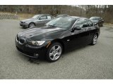 2009 Black Sapphire Metallic BMW 3 Series 328i Convertible #6644093