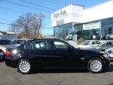 2009 Jet Black BMW 3 Series 328xi Sedan #6638713