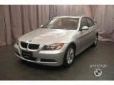 2008 Titanium Silver Metallic BMW 3 Series 328xi Sedan #6637080