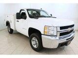 2008 Chevrolet Silverado 2500HD Work Truck Regular Cab Commercial Data, Info and Specs