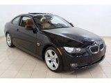 2009 Jet Black BMW 3 Series 335xi Coupe #66557079