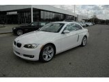 2009 Alpine White BMW 3 Series 335i Convertible #6644096