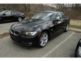 2009 Jet Black BMW 3 Series 335i Coupe #6644085