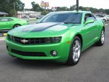 2010 Chevrolet Camaro LT Coupe Synergy Special Edition Front 3/4 View